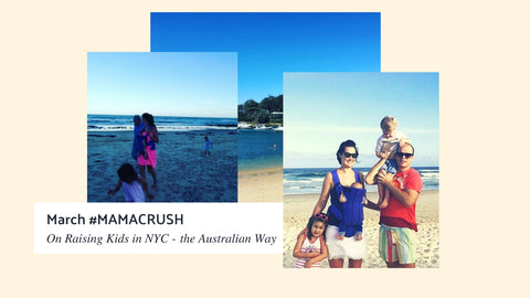 MARCH MAMA CRUSH: ANNE AUSTRALIA