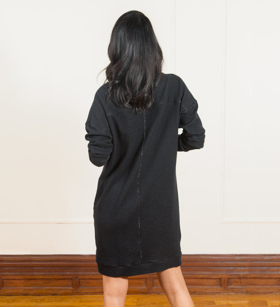 Black Margot Dress