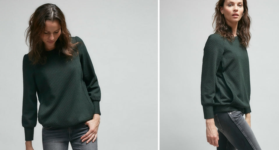Emerald Esther Sweater - NOW $118.40
