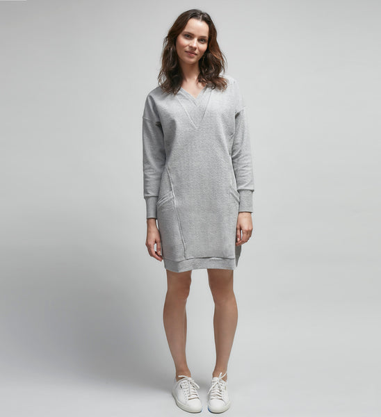 03db25b6e31a3 Margot Nursing Sweater Dress - Allette