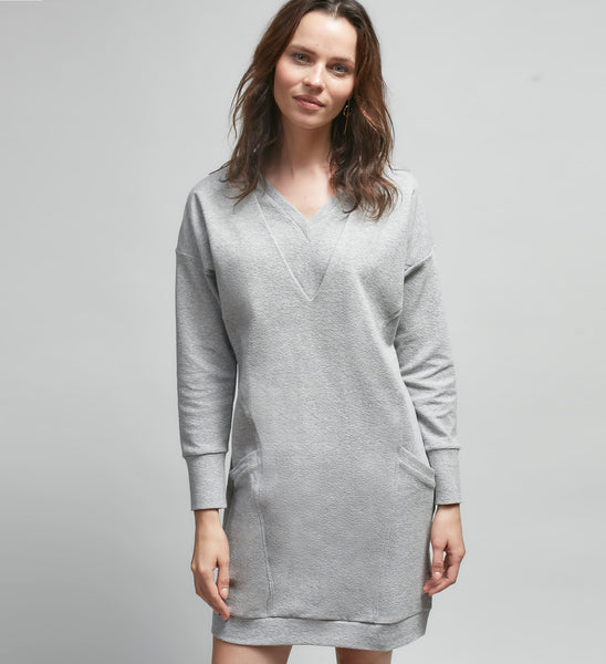 Margot Nursing Sweater Dress