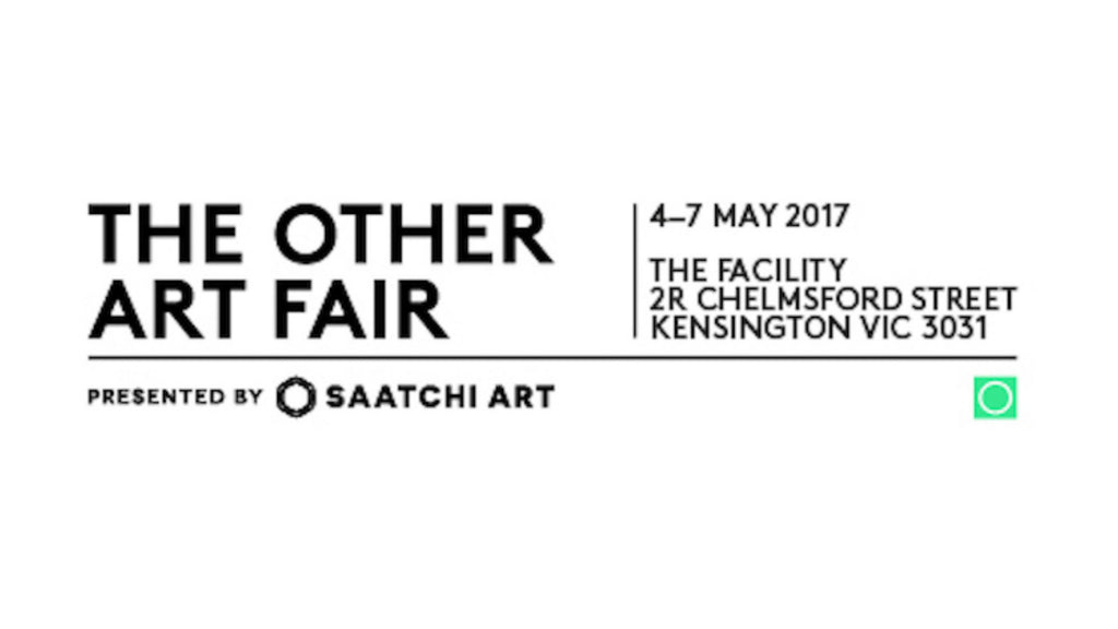 Visit my booth at The Other Art Fair Melbourne edition