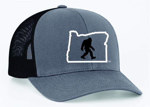 Oregon Squatch | Graphite/Black - Oregon Grown