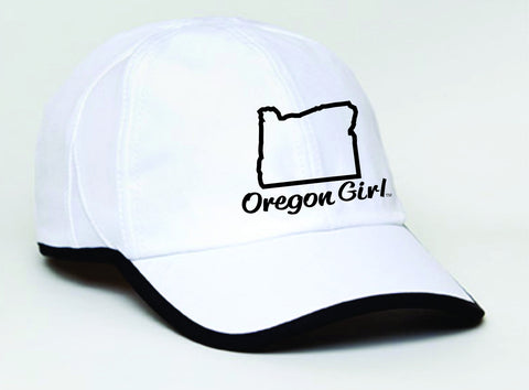 Oregon Girl | White/Black Lite Series - Oregon Grown
