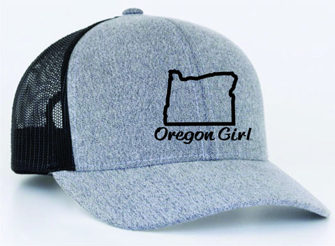 Oregon Girl | Heather Black - Oregon Grown