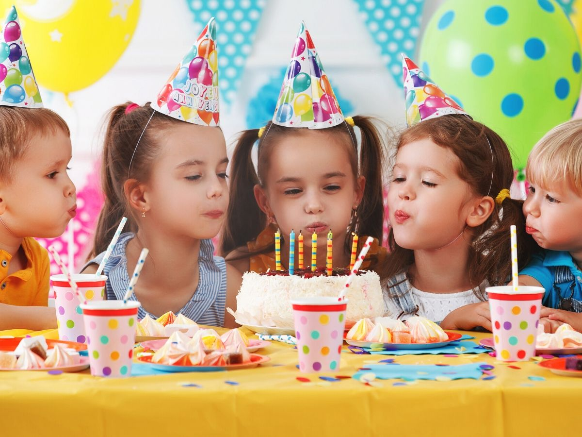 The 5 Best Birthday Party Ideas for Kids
