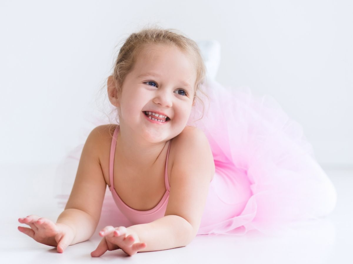 Perfectly Pink Ballerina Party