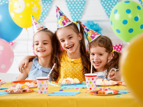 5 Best Birthday Party Ideas for Kids