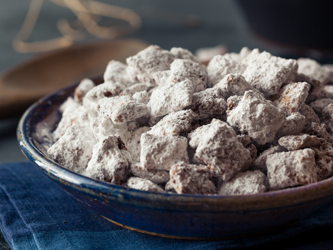 Puppy Chow Recipe for Birthday Parties