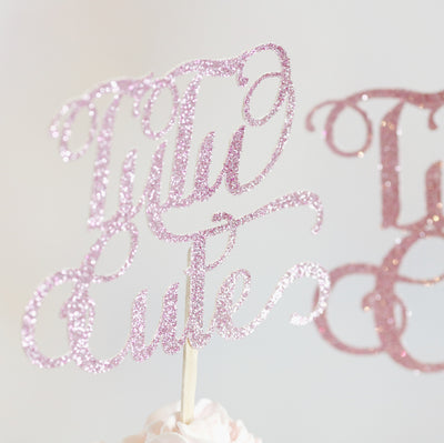 TuTu Cupcake Toppers - Set of 12