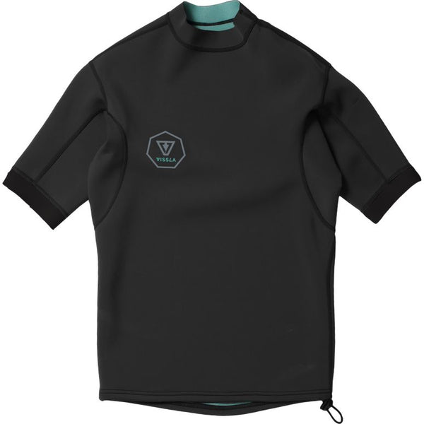VISSLA 1MM JACKET SHORT SLEEVE