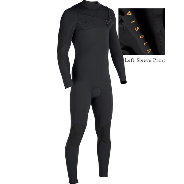 VISSLA 7 SEAS 3/2 FULL SUIT TRIPPER