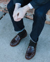 Grant Stone loafers, worth the wait