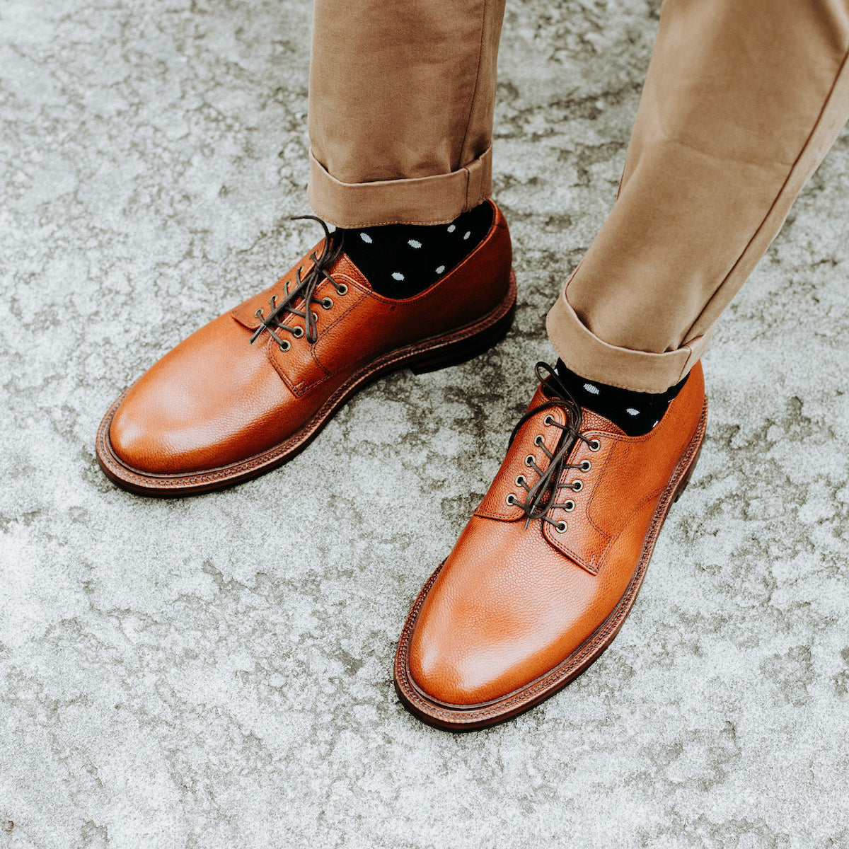 Derbys & Oxfords