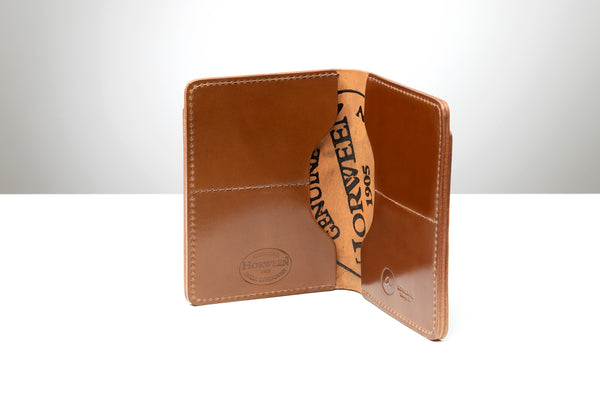 Ashland Leather Co. Fat Herbie Wallet | Grant Stone