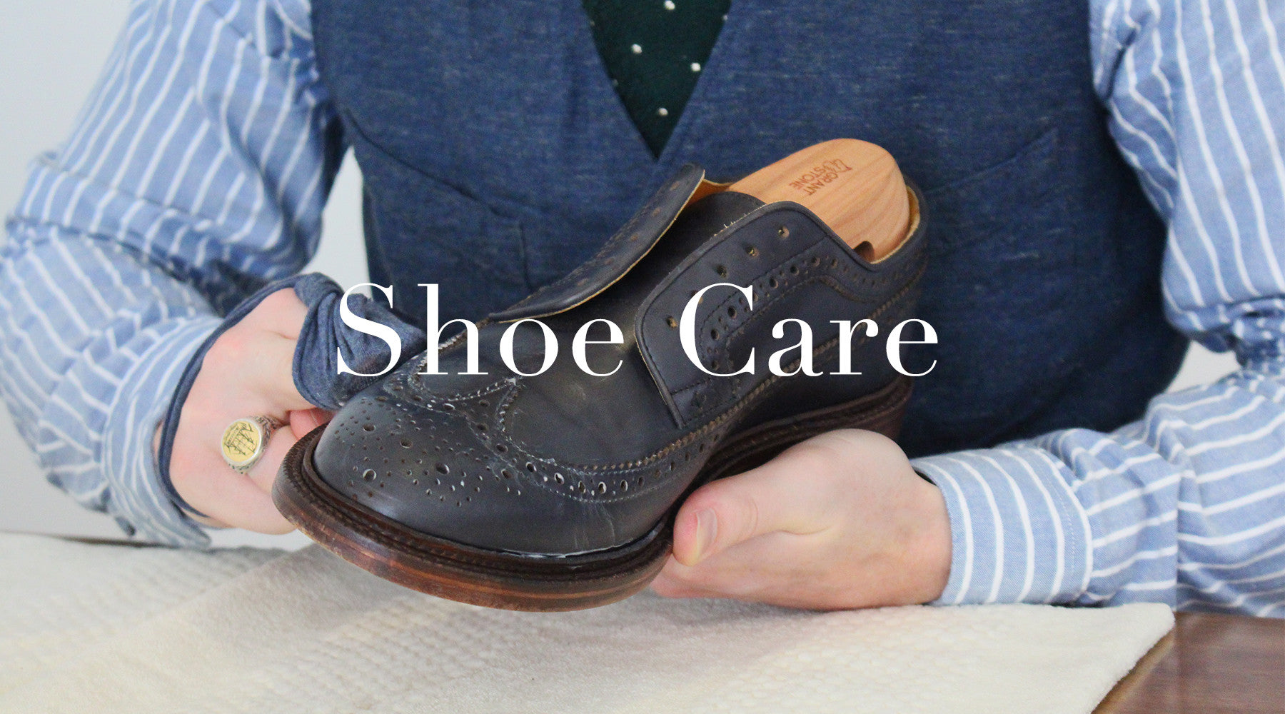 2b218b5700424 Below are two processes which reflect both simple and more in depth methods  to help maintain and preserve your shoes.
