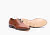 Cap Toe Oxford - British Tan