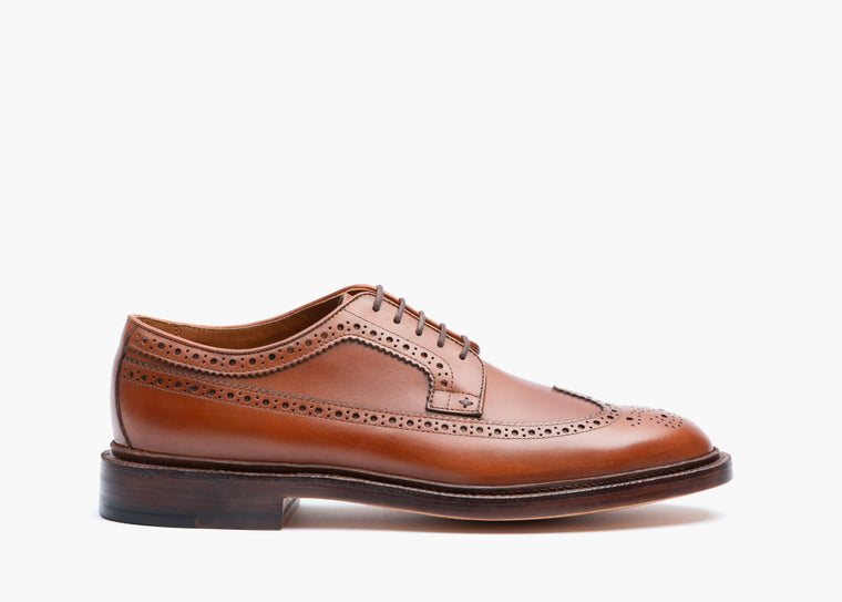 Longwing British Tan Calf