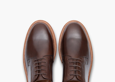 Plain Toe Crimson Chromexcel