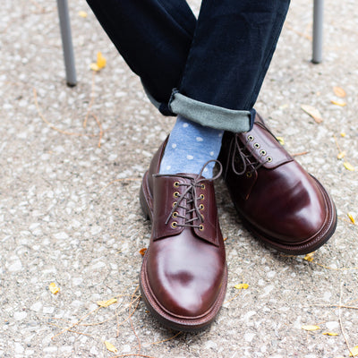 Country Derby - Dark Walnut Chromexcel