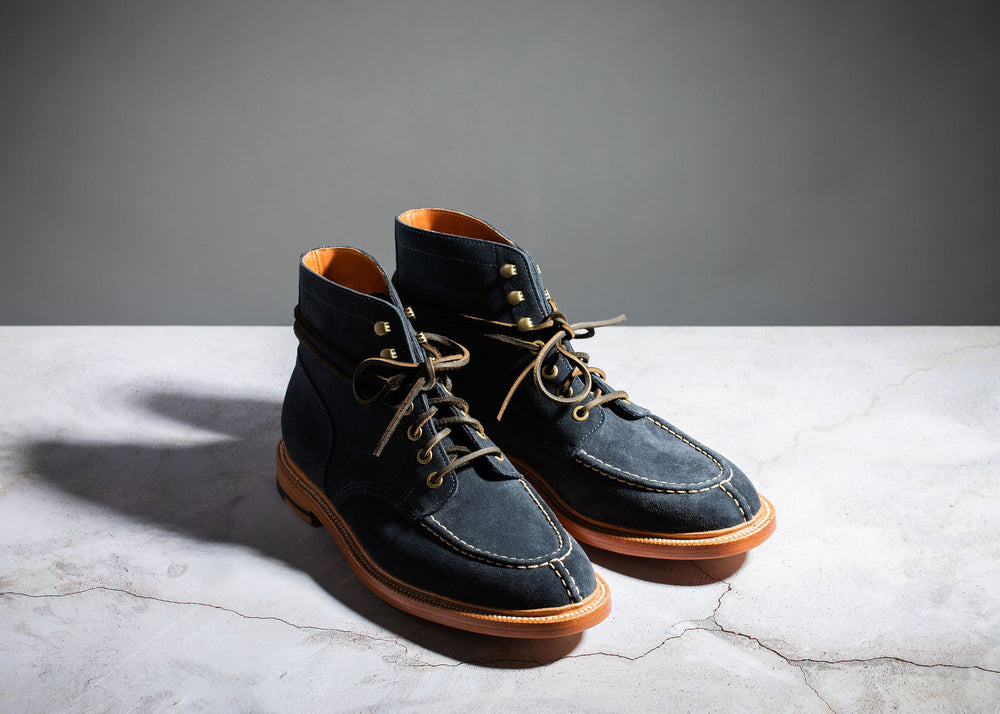 Ottawa Boot Midnight Suede
