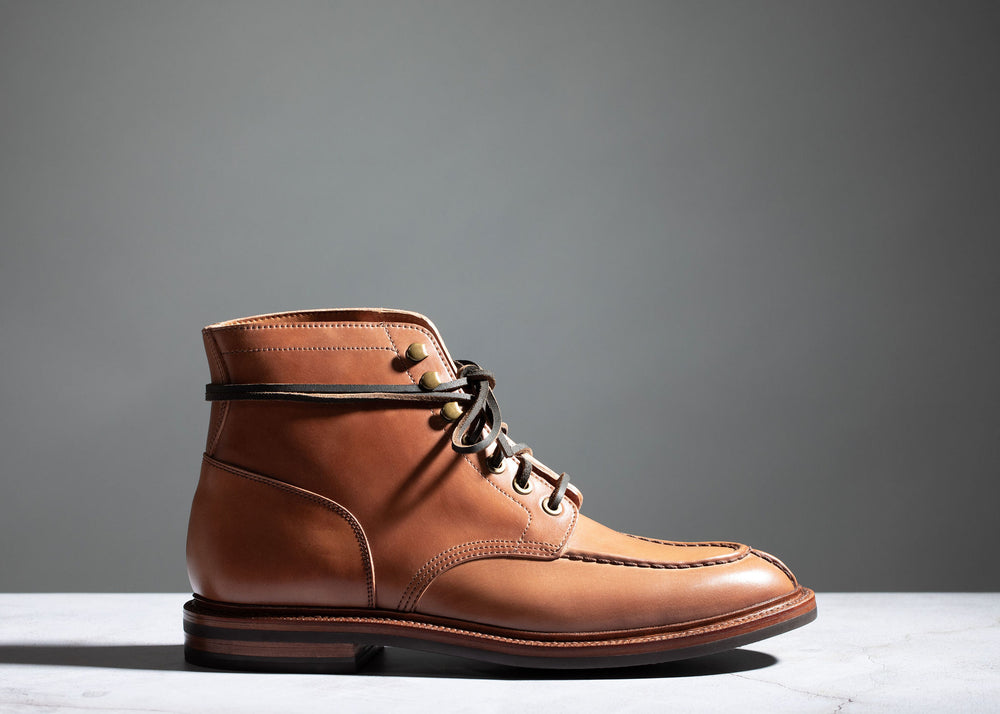 Ottawa Boot Honey Glazed Shell