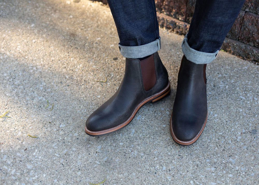 Chelsea Boot - Earth