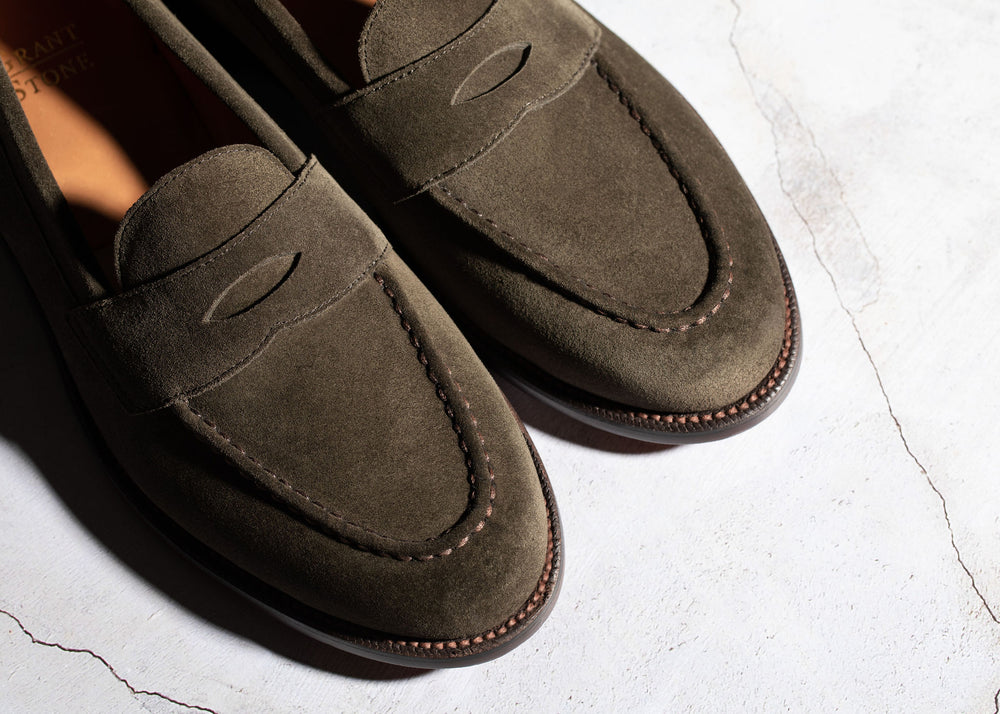 Traveler Penny Loden Suede