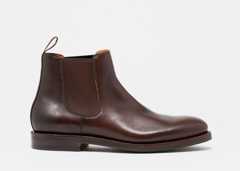 Chelsea Boot - Chocolate Calf