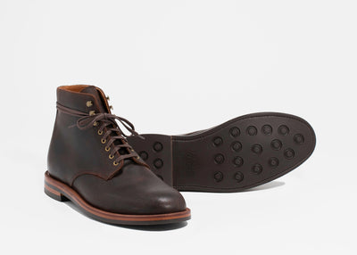 Edward Boot Waxed Tobacco