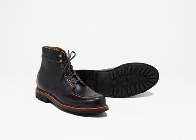 Brass Boot Black Chromexcel