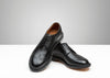 Longwing Black French Calf - Black Edge Stain