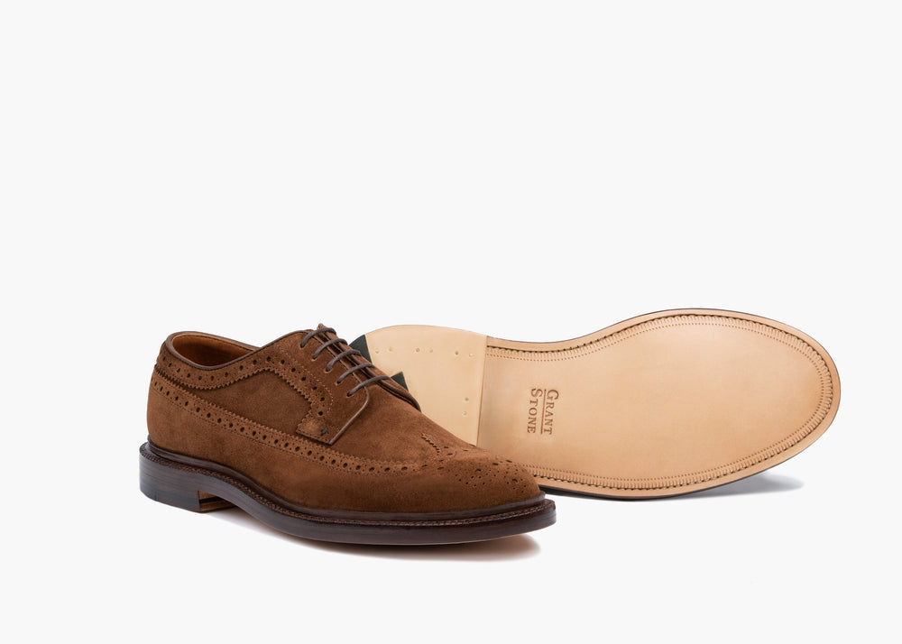Longwing - Bourbon Suede