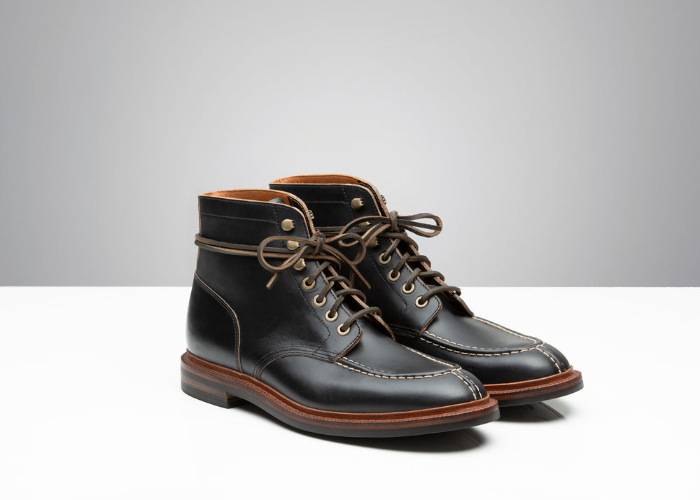 Ottawa Boot Black Chromexcel