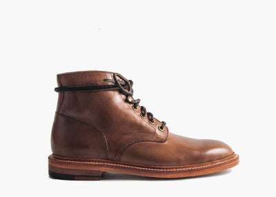 Diesel Boot - Dune w/ Leather Sole