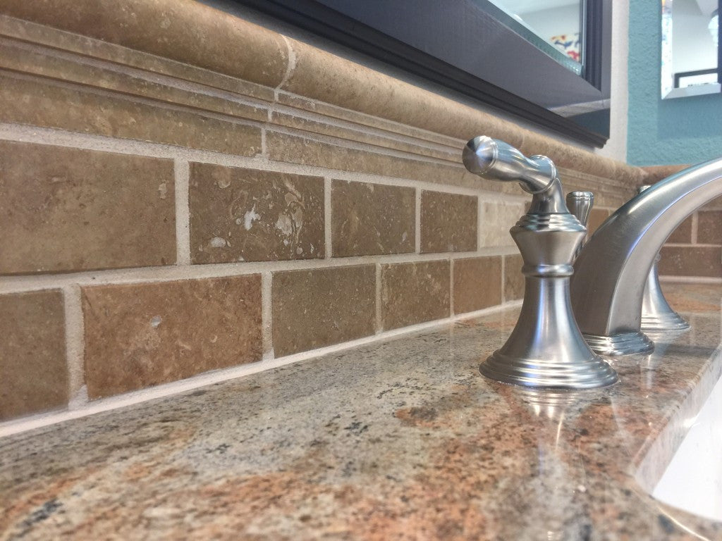 Ceramic Tile Pro Super Grout Additive® works on countertops
