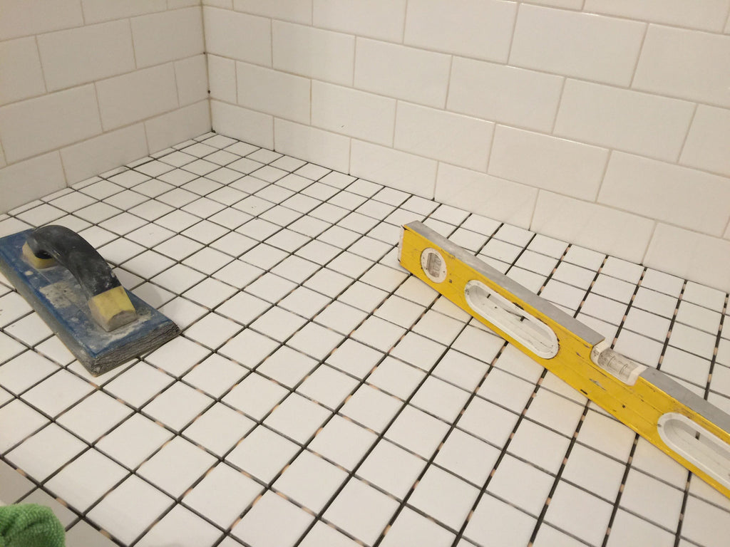 Fix my shower floor!