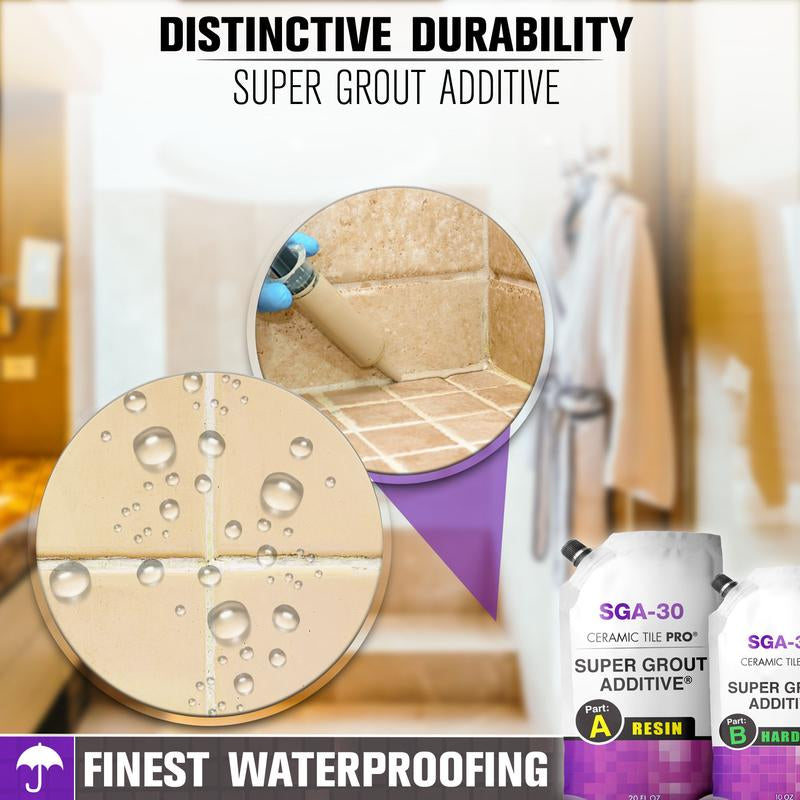 Home » How To Mix Ceramic Tile Pro Super Grout Additive™