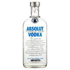 Absolut Vodka - 70cl