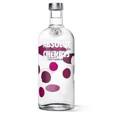 Absolut Cherrys Flavoured Vodka - 70cl