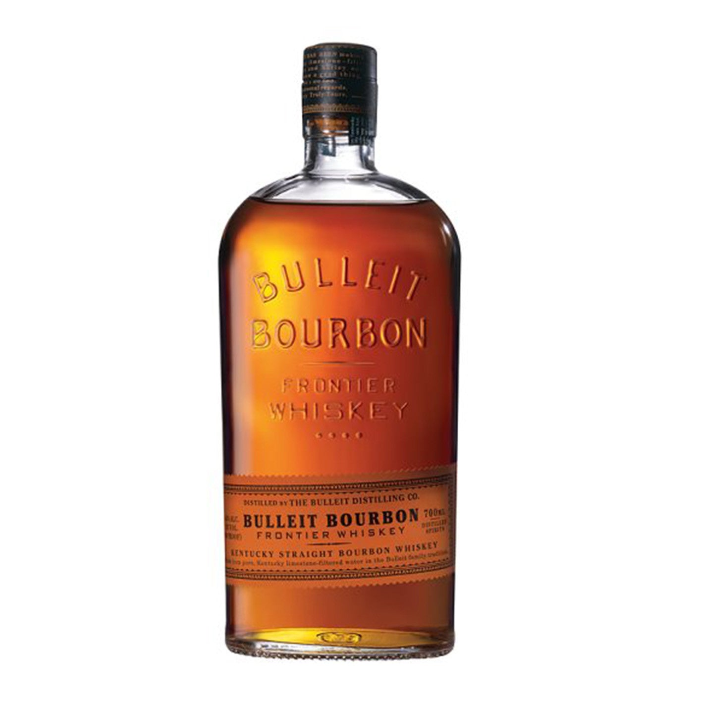 Bulleit Bourbon Whiskey - 70cl