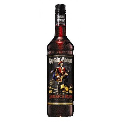 Captain Morgan Dark Rum - 70cl