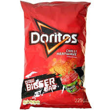 Doritos Chilli Heat wave