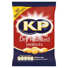 KP Dry Roasted Nuts