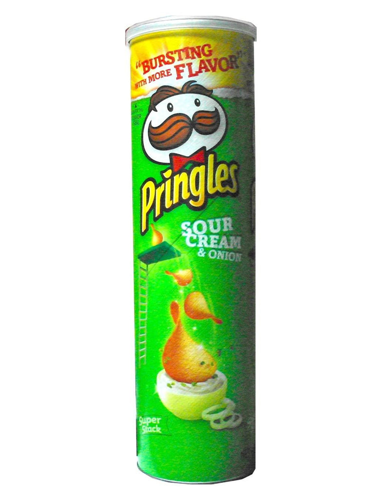 Pringles Sour Cream and Chives