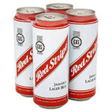 Red Stripe Beer - X4