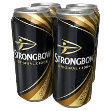 Strongbow Cider - X4
