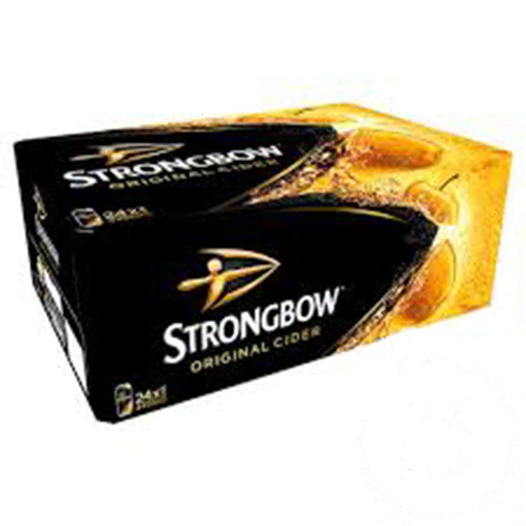 Strongbow Cider - X24