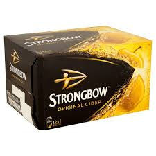 Strongbow Cider - X12