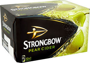 Strongbow Pear - X12